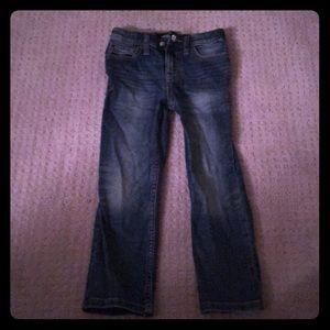 Cat & Jack boys straight jeans size 5